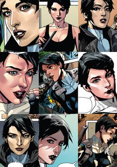 Maria Hill [love her..] by Yu