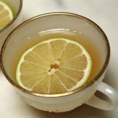 Irish Tea Punch...•1 750 ml Jameson Irish whiskey   •1 cup black tea (cooled)   •½ cup Meyer lemon simple syrup   •1 cup sparking water   •¼ cup lemon juice   •lemon and orange slices