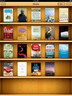 Using the Apple iBook Store to Sell Your Books