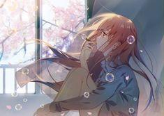 Image in Anime girls collection by ◈Kyouko◈ on We Heart It Anime Chibi, Manga Anime, Sad Anime, Manga Art, Pretty Anime Girl, Beautiful Anime Girl, Kawaii Anime Girl, Anime Art Girl, Anime Girls