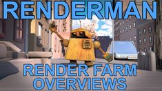 Had a few people ask me about my experience with render farms for Renderman and thought I'd make a some-what brief video on my experiences with them. Farms, Homesteads