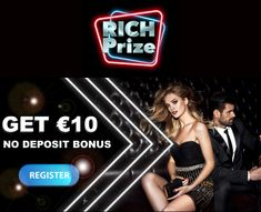 """YOU ARE INVITED TO RICH PRIZE CASINO!   Register using bonus link and redeem code: """"freecash10"""" to get a €10 free no deposit bonus.   *Confirm your Phone and Email and then enter this Promo Code in the Deposit section.  At RichPrize you can find sports betting, hundreds of popular slots, no deposit games and bonus 100% on first deposit starting from 11 EUR!  Play NOW Bingo, Keno, Roulette, Poker, Live games and many others!   #RichPrize #NoDeposit #FreeSpins Sports Betting, You Are Invited, Casino Bonus, Bingo, Poker, Coding, Popular, Play"""