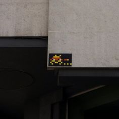 #spaceinvaders Brussels