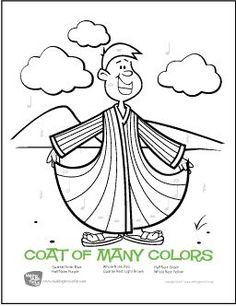 Joseph and his Coat of Many Colors - Free Color-by-Note Rhythm Worksheet (Digital Print) Free Printable Sheet Music, Free Sheet Music, Piano Lessons For Kids, Music Lessons, Music Flashcards, Music Terms, General Music Classroom, Music Theory Worksheets, Teaching Music