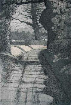 Collin Bygrave, Briston Spring, c 2000