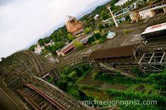 Nara Dreamland: Japan's last abandoned theme park  A photo blog by Michael John Grist