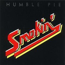 Humble Pie Smokin'...love the usage of font to create this design.