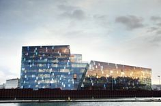 Ganador / Harpa Concert Hall and Conference Centre / Cortesía de Henning Larsen Architects