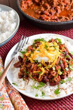 Slimming Eats Syn Free Chilli Con Carne - gluten free, dairy free, Slimming World and Weight Watchers friendly Healthy Meals For Two, Healthy Dinner Recipes, Diet Recipes, Healthy Snacks, Healthy Eating, Recipies, Healthy Dinners, Easy Recipes, Diet Snacks