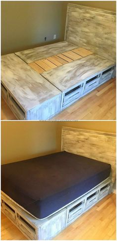 30 Stunning DIY Wood Pallet Creations for Your Home - Pallet Projects