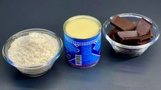 Condensed Milk, Good Food, Coconut, Pudding, Treats, Candy, Cooking, Heavenly, Youtube