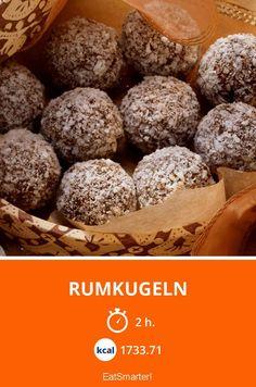 Rumkugeln - smarter - Kalorien: 1733.71 kcal - Zeit: 2 Std. | eatsmarter.de