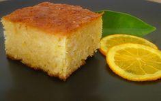 Συνταγή: Δροσερή πορτοκαλόπιτα « Συνταγές με κέφι