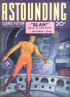Astounding Science Fiction 1940-10