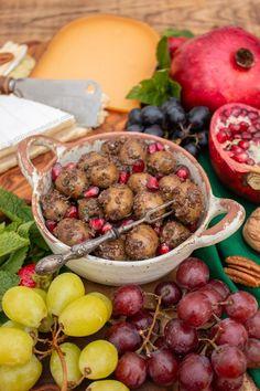 Persian Marinated Olives - Zeytoon Parvardeh Recipe