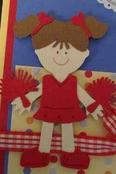 Cricut Cartridge Everyday Paper Dolls