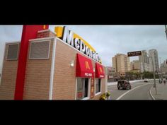 McDonald's Drive-Thru Truck - YouTube