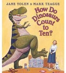 Boisterous toddler board books join the phenomenally best-selling `How Do Dinosaurs' series!How do dinosaurs count to ten? Cardinality Kindergarten, In Kindergarten, Dinosaurs Series, Good Books, My Books, Story Books, Free Books, Dinosaurs Preschool, Dinosaur Activities