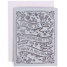 Mother'sDay #Paperchase #GreetingsCards #Lasercut