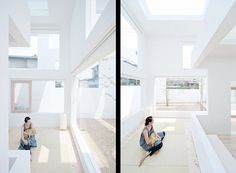 Nested House N by Sou Fujimoto Architects