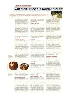 Cherry Picker's Tessa vertelt over de vakantietrends in het horecavakblad Horeca Info #CherryPickerMedia