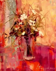 Dmitry Patrushev Was born in city Glazov in Has graduated Glazov's Art School in Was engaged in sculptor, painter, water-col. Paintings I Love, Abstract Paintings, Floral Paintings, School Painting, Different Kinds Of Art, Still Life Art, Creative Activities, Art School, Flower Art