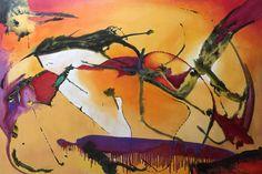 ATARDECERES. Técnica mixta sobre madera. .80 x 1.20 m. Ángela González 2016. Precio: $8,000 MX #angeladearte #artemexico