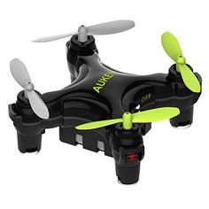 AUKEY Mini Drone, 2.4G Quadcopter with 6-Axis Gyroscope, Intelligent Fixed Altitude, One-key Landing & Take-off - http://www.midronepro.com/producto/aukey-mini-drone-2-4g-quadcopter-with-6-axis-gyroscope-intelligent-fixed-altitude-one-key-landing-take-off/