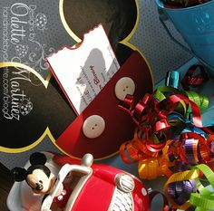 great idea for a birthday party or even tickets to disney:)