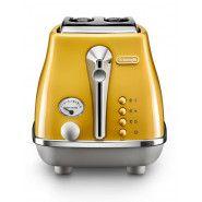 Delonghi Ctoc 2003 Y Icona Capitals 2 Slice Toaster New York