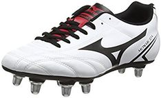Mizuno Monarcida Rugby Si - Zapatillas de rugby Hombre Rugby, Cleats, Sports, White White, Chinese, Link, Slippers, Boots, Men