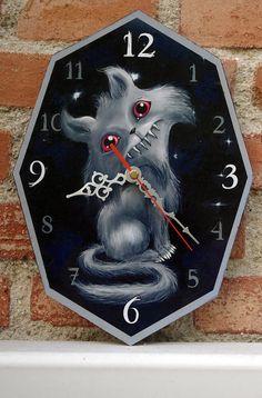 Addams Family Cuckoo Clock...LOVE IT! Decor Pinterest