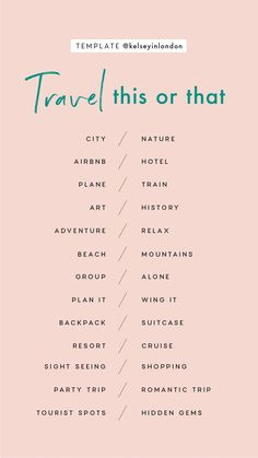 Traveling or want travel inspo? We got you covered whether you are flying solo or planning a girls getaway. Come explore with the Earth Below Girls. #traveltemplate #travelinspo #travelplanning