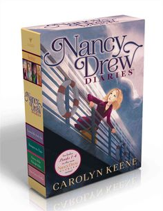 Nancy Drew Diaries: Curse of the Arctic Star / Strangers on a Train / Mystery of the