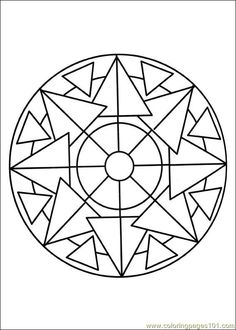 Simple Adult Coloring Books Elegant Simple Mandala Coloring Pages for Adults Free Printable Geometric Coloring Pages, Easy Coloring Pages, Free Adult Coloring Pages, Halloween Coloring Pages, Flower Coloring Pages, Mandala Coloring Pages, Free Printable Coloring Pages, Coloring Books, Coloring Sheets