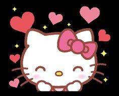 Hello Kitty Line Stickers