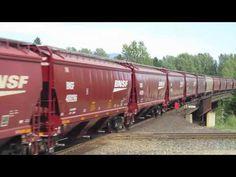 Railfanning Sandpoint Idaho: Loaded BNSF Grain Train at the Sandpoint Diamond Train Clipart, Sandpoint Idaho, Grains, Clip Art, Cars, Diamond, Youtube, Autos, Car