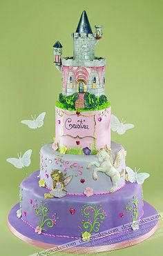 Fairy cake by Christine Pereira | Flickr - Photo Sharing!