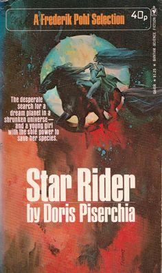 Doris Piserchia. Star Rider