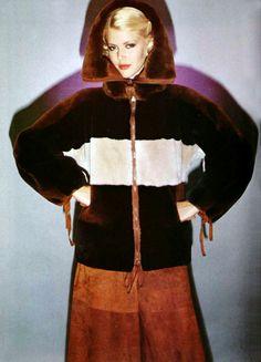 Ted Lapidus coat 1977 Vintage Winter, Vintage Coat, Christian Dior, Ted Lapidus, Seventies Fashion, Outdoor Wear, Wool Coat, Tartan, Autumn Fashion