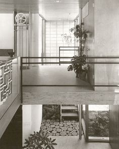 Leavengood Residence. 1951. St. Petersburg Florida. Paul Rudolph
