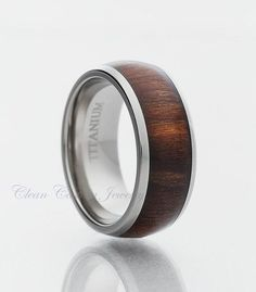 Personalized Engraved Titanium Wedding Ring      What is Titanium?    Titanium is a natural element which has a silver-greyish-white color.