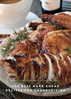 9 Thanksgiving Recipes You Can Make Ahead and Stash in Your Freezer. Nine recipes you can whip up ahead of time and freeze ahead of the big day.