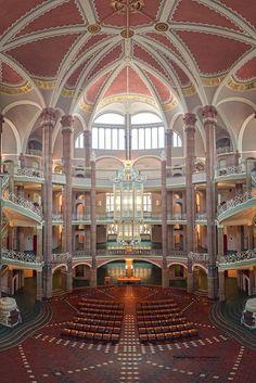 Haupthalle, Landgericht Berlin by Sören Münzer on 500px