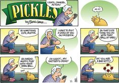 Pickles Comic Strip, March 02, 2014 on GoComics.com