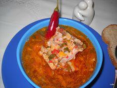 Lulu - Povesti din Bucatarie: Bors cu costita de porc Curry, Ethnic Recipes, Pork, Curries