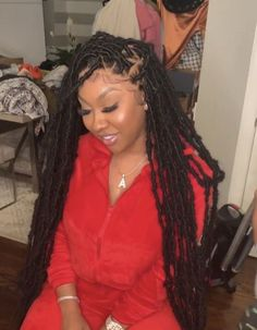 hairstyles romantic hairstyles how to hairstyles 2 braids locs hairstyles braided hairstyles hairstyles ideas braided hairstyles for black hair to school braid hairstyles Box Braids Hairstyles, Braided Hairstyles For Black Women, Baddie Hairstyles, Braids For Black Hair, Twist Hairstyles, Ethnic Hairstyles, Hairstyles 2018, Wig Styles, Curly Hair Styles