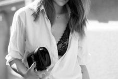 GEOMETRIC SKIRT - Summer outfit minimal 2015
