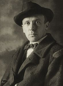 """Mikhail Bulgakov - surreal, luminous, fierce, hilarious genius. Author of The Master and Margarita, the greatest comic novel ever written, and the finest line in defense of beleaguered literature - """"Manuscripts don't burn"""". My hero."""