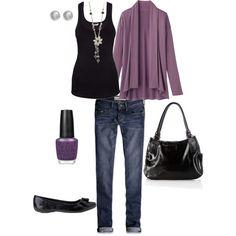 Like the purple